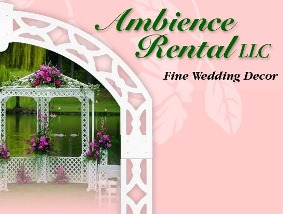 Utah Wedding Decor Rentals - Ambience Rental