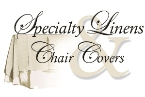 Utah wedding Specialty Linens & Chair Covers