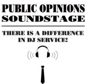 utah wedding dj Public Opinions Soundstage logo