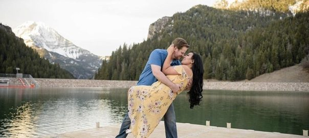 Date Ideas For Any Occasion couple kissing