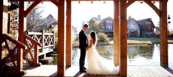 Utah Valley Wedding Venue Indoor & Outdoor Sequoias
