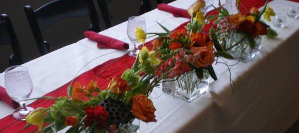 Utah wedding flowers Annie's Main Street Floral