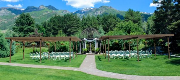 Utah Wedding Venue Oak Hills Reception and Event Center