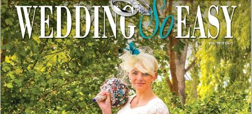 2019-2 WEDDING SO EASY Book - Utah's Premier Wedding Professionals and Planning Guide - header