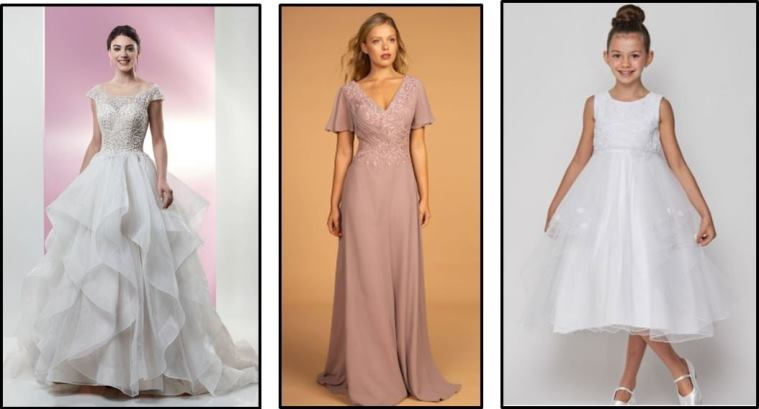 How to Choose your Formal Bridal Attire The Bride Room
