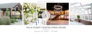 Utah Wedding Event Talia Event Center Bridal Open House
