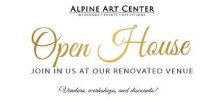 Utah Bridal Events Alpine Arts Center Open House