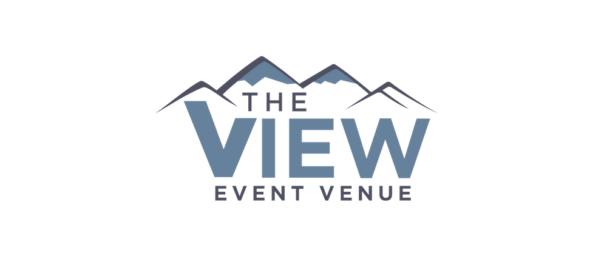 South Jordan Utah Wedding Venue The View Venue logo