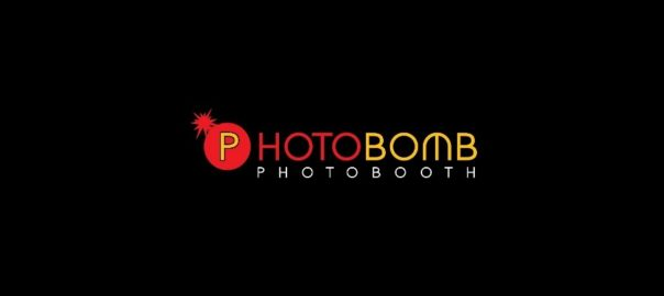 Utah Wedding PhotoBomb Photobooth and Photography logo