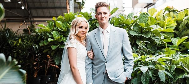 Cactus & Tropicals utah wedding photo 3