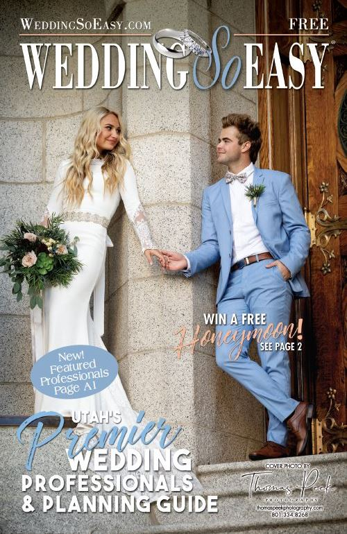 Wedding So Easy Cover Winter 2019-20