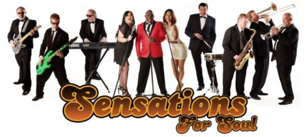Utah Wedding Entertainment Sensations for Soul Band