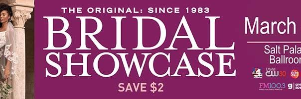 The Original Bridal Showcase - Salt Palace - March 5-6