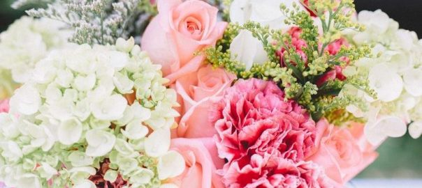 Utah Wedding Flowers - Passion Flowers